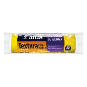 Rolo para Aplicação de Textura Extra Rústica 23 cm 110/55 - Atlas
