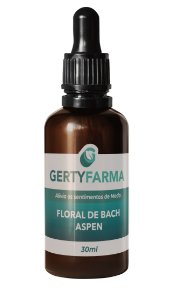 Floral de Bach Aspen - 30ml