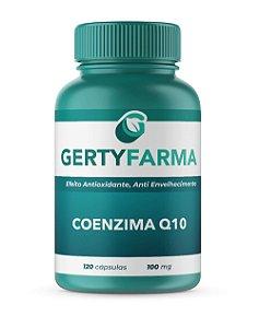 Coenzima Q10 100mg - 120 Cápsulas