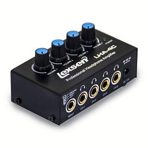 Amplificador de Fone de Ouvido - LHA4C - Lexsen