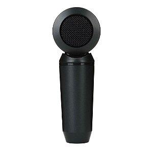 Microfone condensador cardioide de captacao lateral - PGA181-LC - Shure