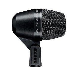 Microfone cardioide dinamico para bumbo - PGA52-XLR - Shure