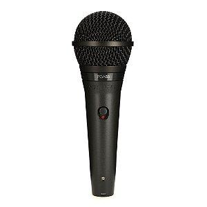 Microfone dinamico cardioide para vocais - PGA58-LC - Shure