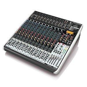 Mixer com 24 canais BiVolt - QX2442USB - Behringer