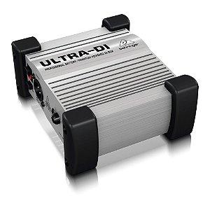 Direct Box - DI100 - Behringer