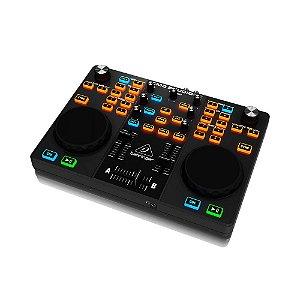 Controlador DJ - CMD STUDIO 2A - Behringer