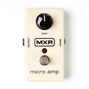 Pedal Mxr Micro Amp M133 Dunlop