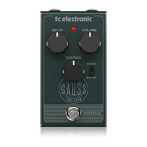 Pedal para Guitarra - GAUSS TAPE ECHO –  TC Electronic