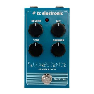 Pedal p/Guitarra - FLUORESCENCE SHIMMER REVERB-TC Electronic
