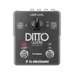 PEDAL DITTO X2 LOOPER - TC ELECTRONIC