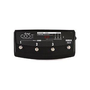 Pedal Marshall para CODE25 - PEDL-91009