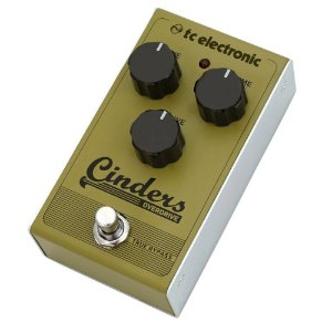 Pedal para Guitarra Cinders Overdrive - TC Electronic