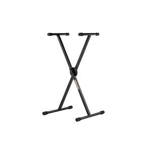 Suporte X P/teclado Ferragens Simples Ks110b Hercules