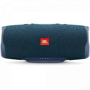 Caixa de som Portátil com Bluetooth 30W Charge 4 Azul JBL
