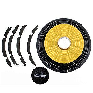 Kit de reparo para alto falante PW10 - RK-PW10 -DBR