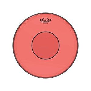 Pele 13 Pol Powerstroke 77 Colortone Transparente Vermelha P7-0313-ct-rd Remo