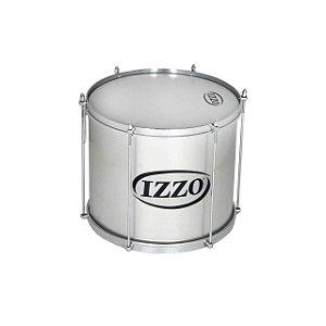 Surdo 14 Pol X 30 Cm Aluminio C/pele Leitosa Izzo