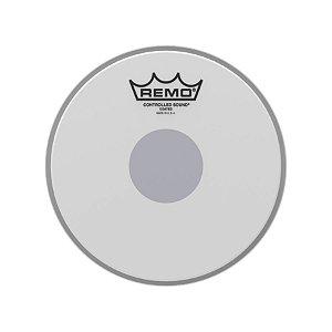 Pele 8 Pol Controlled Sound Porosa C/ Circulo Preto Cs-0108-10 Remo