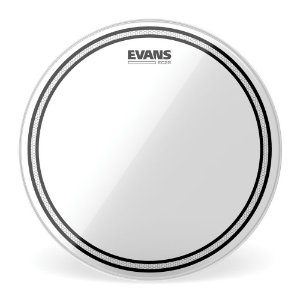"Pele Para Caixa / Tom EC2S 18"" Evans TT18EC2S"