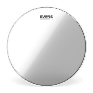 "Pele Para Bumbo Genera G2 Transparente 22"" Evans BD22G2"