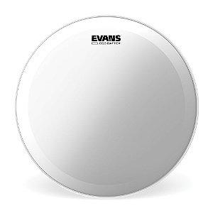 """Pele Para Bumbo EQ3 Transparente 22"""" Evans BD22GB3"""