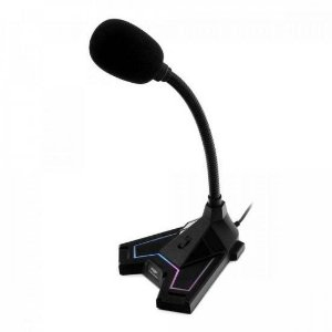 Microfone Gamer USB MI-G100BK C3TECH