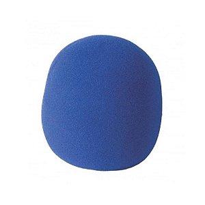Espuma Antipuff Azul Para Microfones Onstage ASWS58-BL Azul