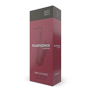 Palheta Sax Tenor 3 (caixa com 5) D'Addario Woodwinds Plasticover RRP05TSX300