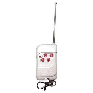 Controle para maquina de fumaca - W3 - PLS