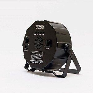 Refletor PLS MEGA PAR 54 LED RGBW