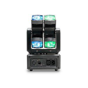 Eight Square - 8LEDs RGBW de 12w - PLS