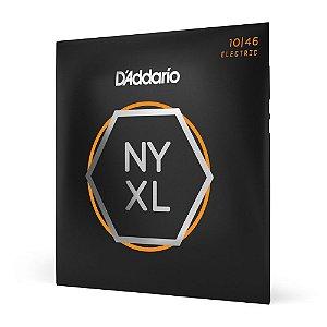 Encord Guitarra .010 D'Addario NYXL1046