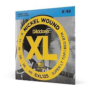 Encord Guitarra .009 D'Addario XL Nickel Wound EXL125