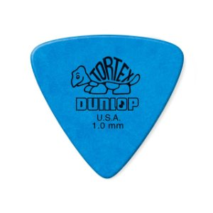Palheta Tortex Triangles 1mm Pct C/72 431r1.0 Dunlop