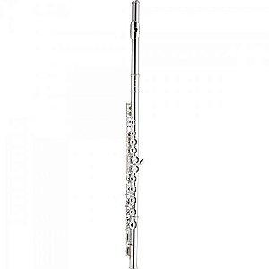 Flauta Transversal HARMONICS Soprano C HFL-6238S Prata