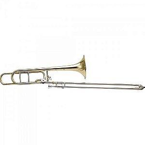 Trombone de Vara HARMONICS Tenor Bb/F HSL-801L Laqueado