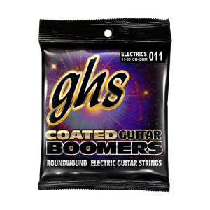 CB-GBM - ENC GUIT 6C COATED BOOMERS 011/050 - GHS