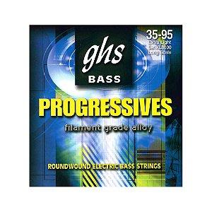 XL8000 - ENC BAIXO 4C BASS PROGRESSIVES ESC LONGA 035/095 - GHS