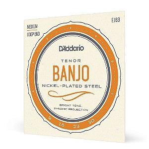 Encord Banjo Tenor .009 D'Addario Nickel-Plated Steel EJ63