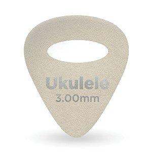 Palheta Para Ukulele De Feltro 3.0mm (Pacote Com 4) D'Addario 1FLT9-04