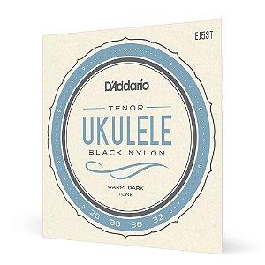 Encord Ukulele Tenor D'Addario Pro-Arté Rectified EJ53T
