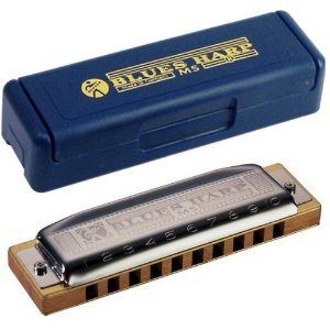 Harmonica Blues Harp 532/20 MS - A (LA) - HOHNER