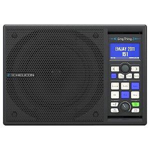 Processador Vocal - SINGTHING - TC Helicon