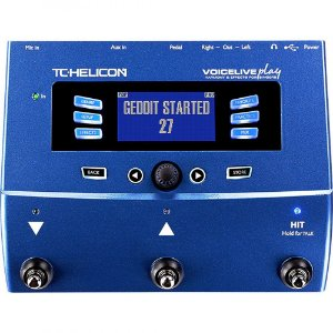 Pedal - VOICELIVE PLAY - TC Helicon