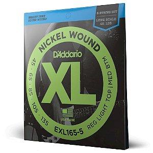 Encord Baixo 5C .045 D'Addario XL Nickel Wound EXL165-5