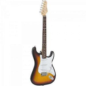 Guitarra GIANNINI Strato G-100 Sunburst