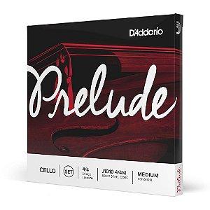 Encordoamento Cello D Addario Prelude J1010 4/4M