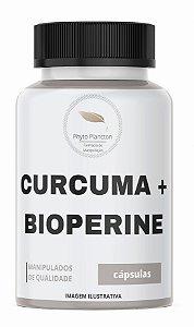 Curcuma Longa + Bioperine 60 Cápsulas