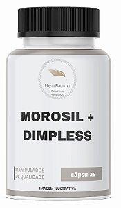 Morosil 500mg + Dimpless 40mg 30 Cápsulas