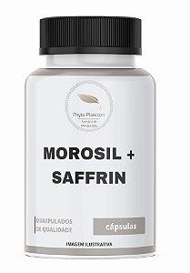 Morosil 200mg + Saffrin 88,25mg  60 Cápsulas